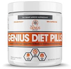 Genius Diet Pills - najskuteczniejszy bloker apetytu