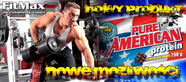 fitmax pure american