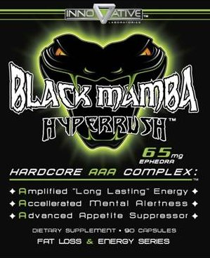 innovative black mamba hyperrush opinie