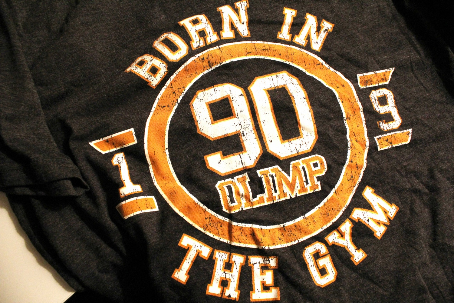 OLIMP LIVE & FIGHT Testosterone Ninety T-Shirt
