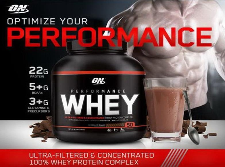 on performance protein