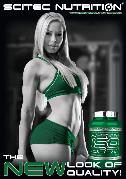 Scitec Nutrition Zero Carb Fat Isobest