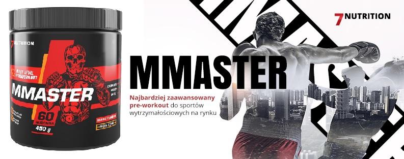 7NUTRITION MMAster - opinie i działanie