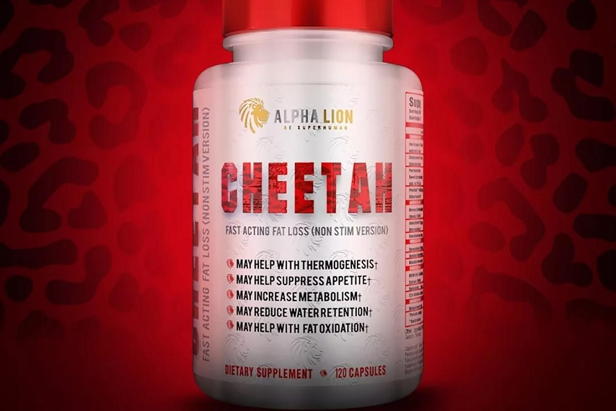 Alpha Lion Cheetah Non Tim opinie efekty