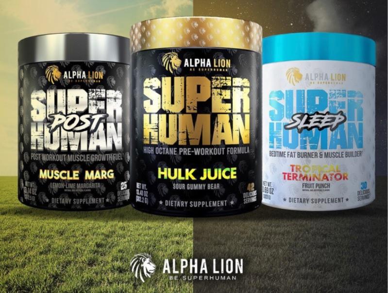Alpha Lion Super Human Sleep - opinie i działanie