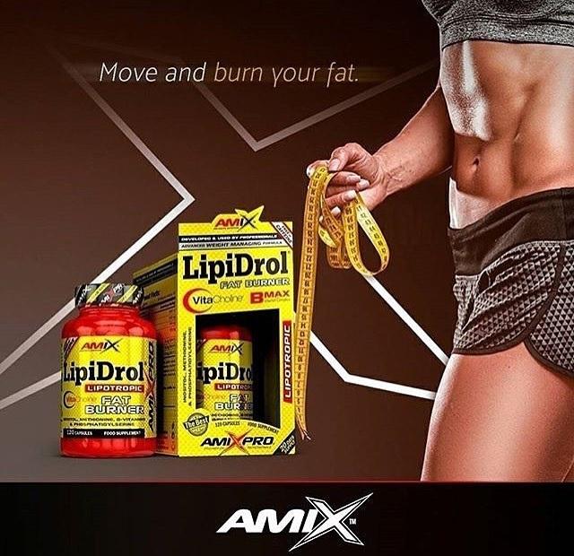 Amix Lipidrol - opinie i działanie