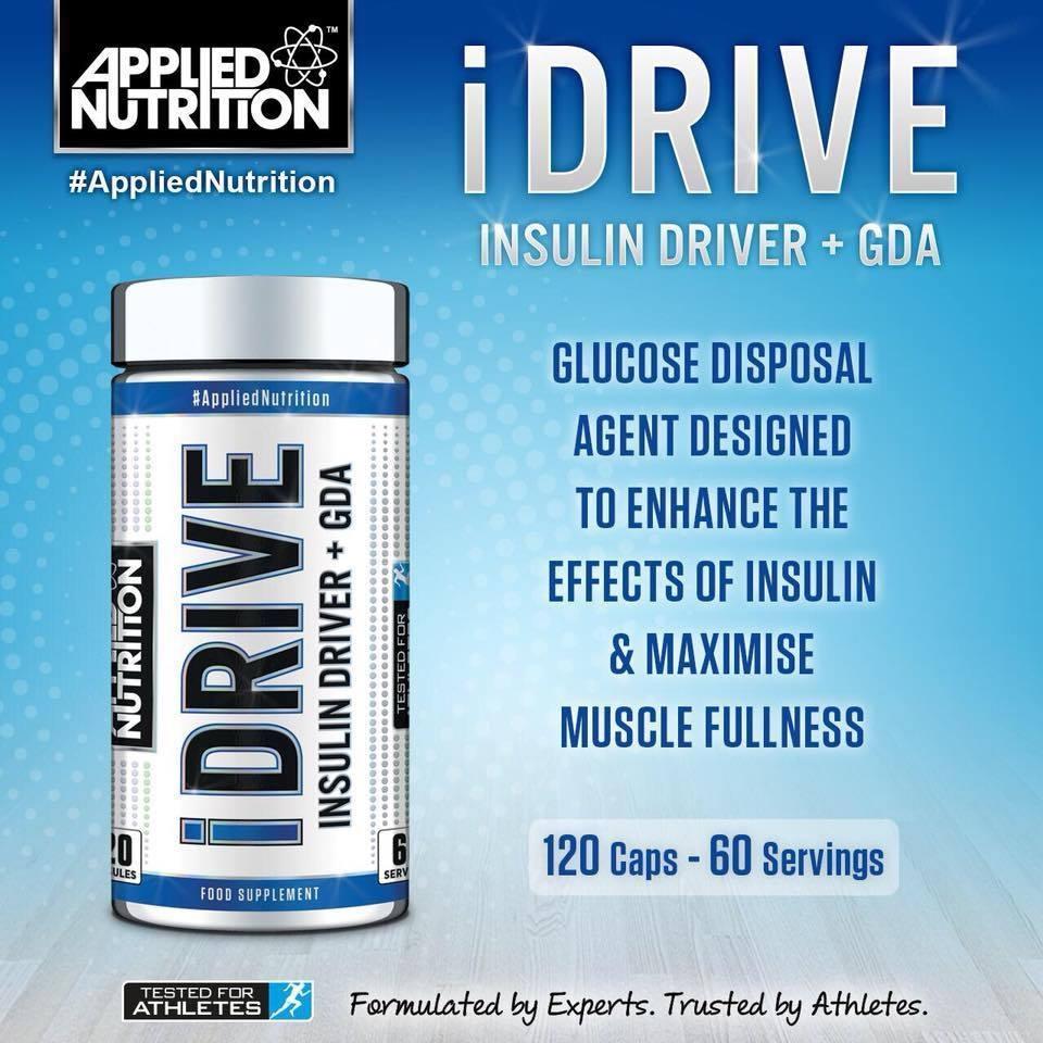 Applied Nutrition iDrive - opinie i efekty