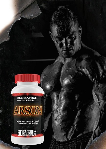 Blackstone Labs Arson - opinie i efekty