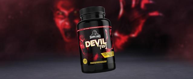 Dark Labs Devil Test - opinie i efekty