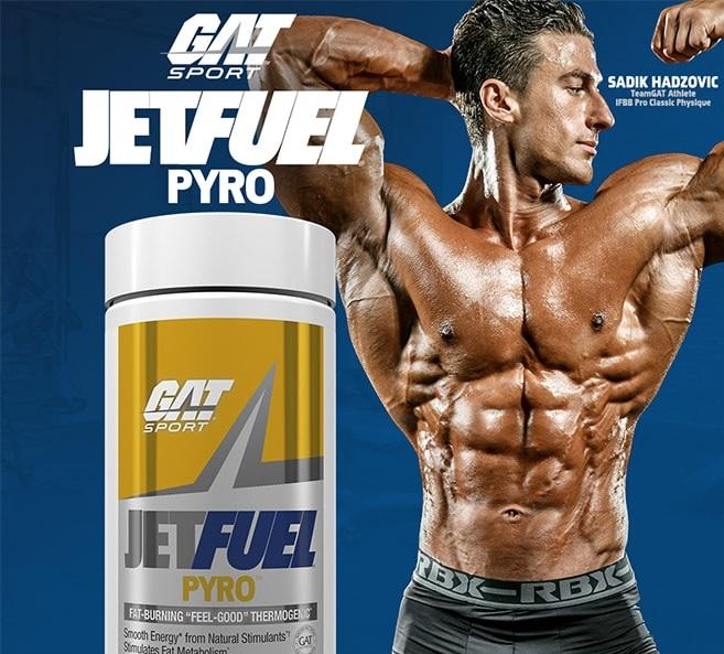 GAT JetFuel Pyro - opinie i efekty