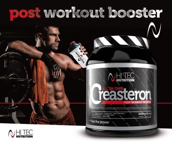 Creasteron działanie