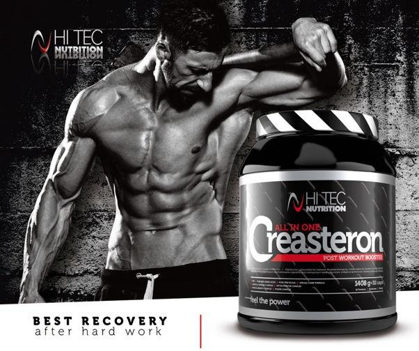 Creasteron efekty