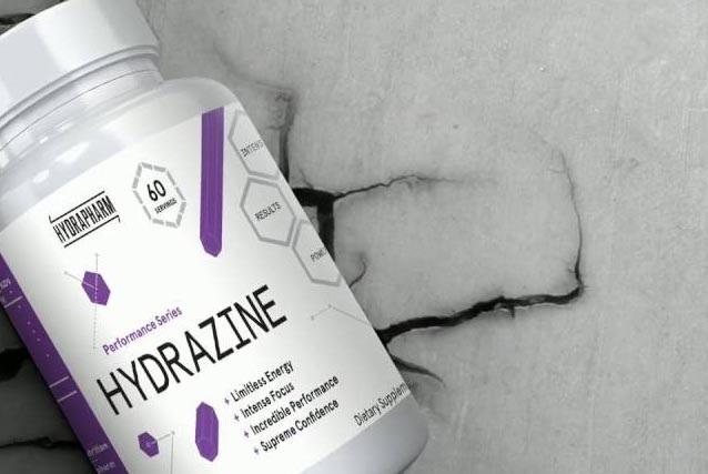 Hydrapharm Hydrazine działanie
