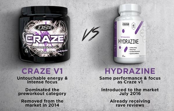 Hydrazine opinie i efekty