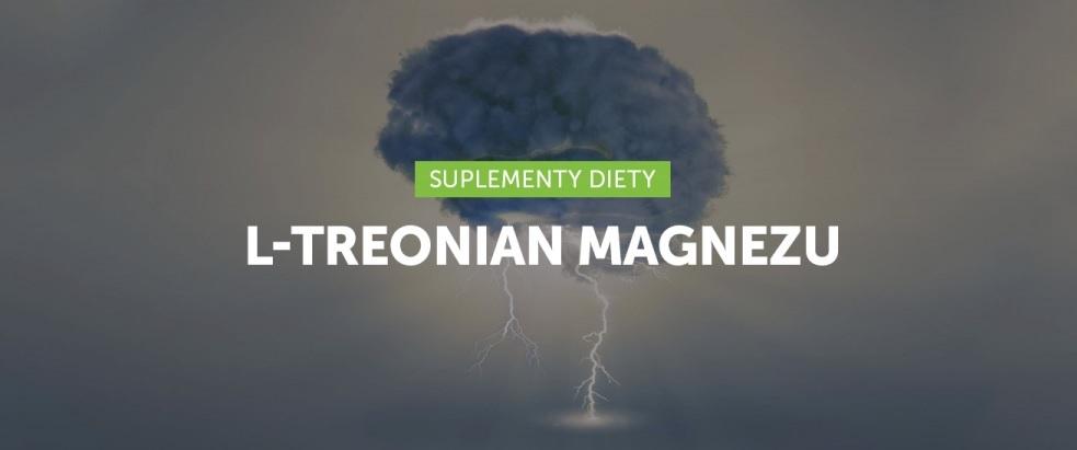 L-Treonian Magnezu
