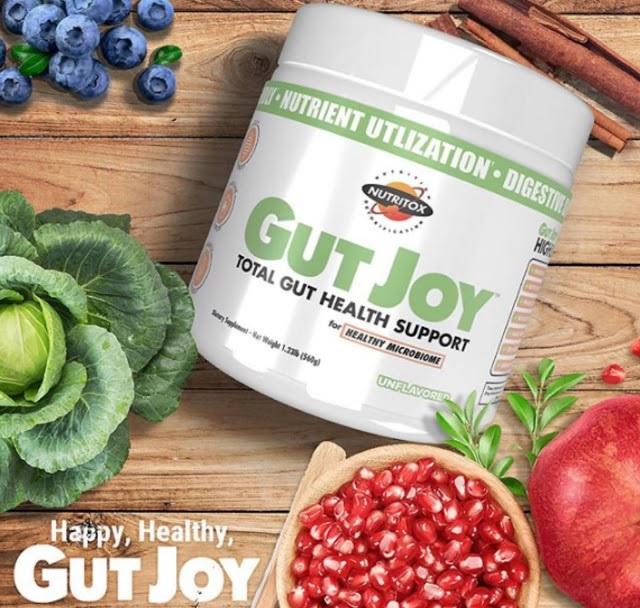 MAN Nutritox Gut Joy - opinie i działanie