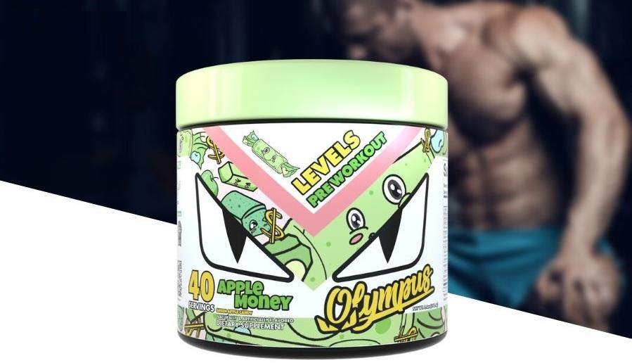 Olympus Lifestyle Levels Pre Workout opinie działanie