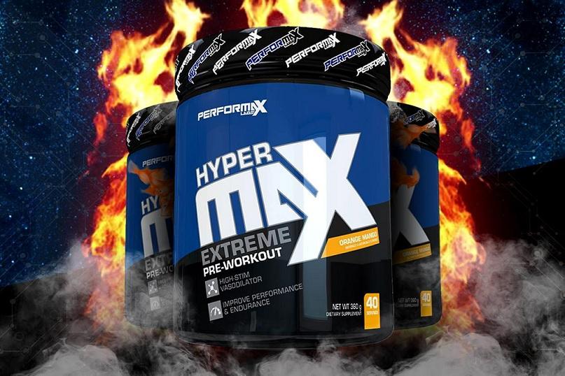 Performax Labs Hypermax Extreme opinie działanie