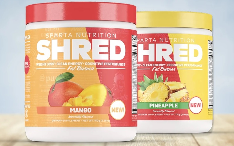 Sparta Nutrition Shred - opinie i efekty oraz działanie