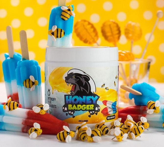 Yummy Sports Honey Badger opinie działanie