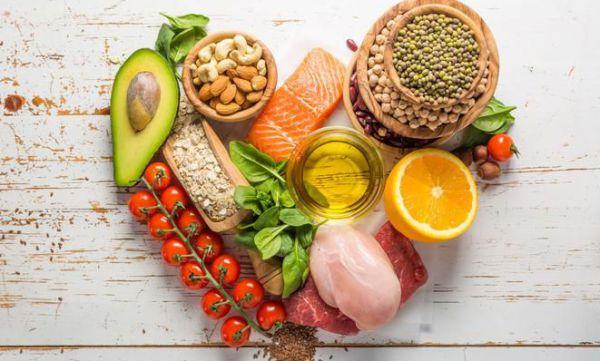 Wartość energetyczna diety